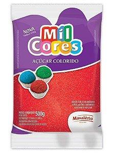 Açúcar Cristal Vermelho 500grs unid (consultar disponibilidade antes da compra)