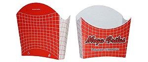 Caixa p/ Fritas (papelão) c/20 unids (consultar disponibilidade antes da compra)
