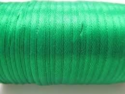 Fita Cetim nº0 Verde Escuro (4mm) 100mts unid (consultar disponibilidade na loja)
