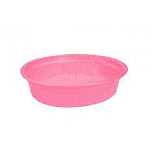 Cumbuca Plastica Oval Rosa Trik Trik c/10 unids (consultar disponibilidade antes da compra)