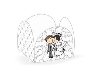 Forma Papel Cartão Petalas Noivos c/50 unids (consultar disponibilidade antes da compra)