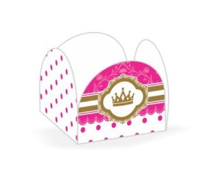 Forma Papel Cartão Petalas Princesas c/50 unids