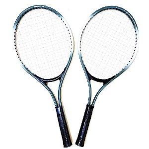 Kit 2 Raquetes de Tênis Campo Infantil AX Esportes T21