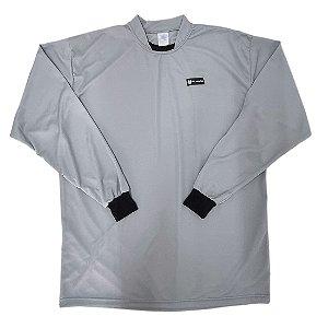 Camisa para Goleiro Cinza AX Esportes Adulto Tam G