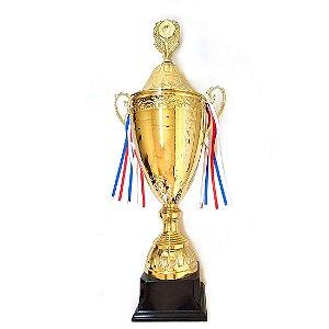 Troféu AX Esportes Metal 1º Colocado 89cm - YWA234
