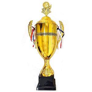Troféu AX Esportes Metal 1º Colocado 85cm - YWA237