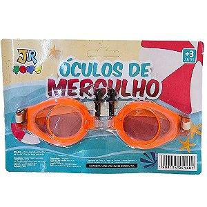 Óculos de Natação Infantil - Laranja