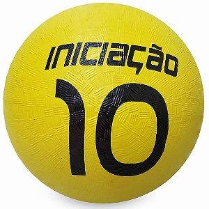 Bola de Iniciação AX Esportes Nº10 - Amarela