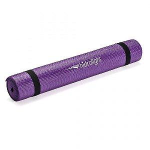 Tapete de Yoga Hidrolight 173x61x0,4cm Roxo