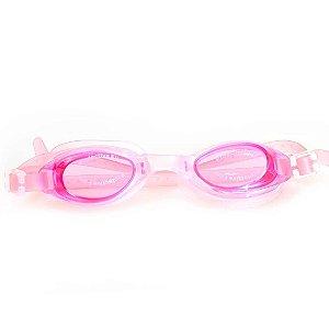 Óculos de Natação BLS Anti-Embaçante  Infantil Rosa