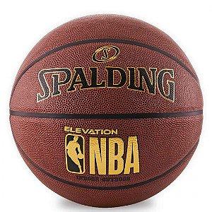 Bola Spalding De Basquete Microfibra NBA Tam. 6