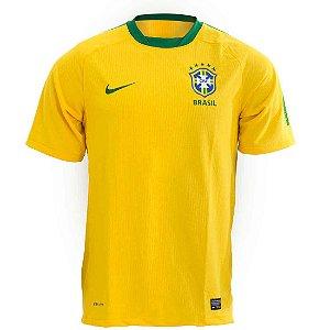 Camisa Nike CBF Brasil - Edição Especial Amarela - TAMANHO M