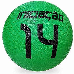 Bola de Iniciação AX Esportes Nº14 - Verde