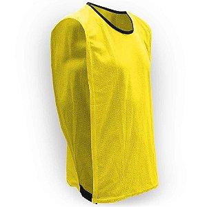 Colete de Futebol Infantil AX Esportes - Amarelo