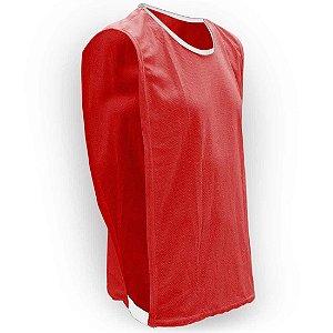 Colete de Futebol AX Esportes - Vermelho