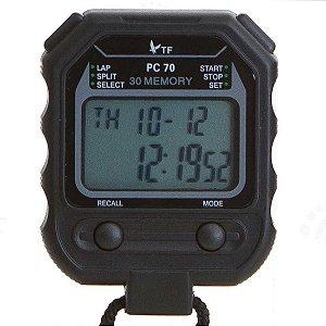 Cronômetro Digital Profissional com 30 Voltas - YW270