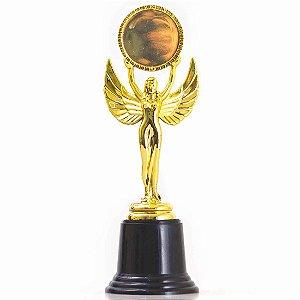 Troféu de Honra ao Mérito c/ Medalha 21,5cm AX Esportes-Y255