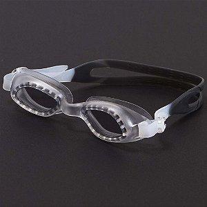 Óculos De Natação AX Esportes Anti-Fog Pro Fumê FA520