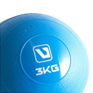 Bola Medicine Ball SOFT Liveup 3 Kg