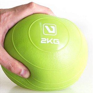 Bola Medicine Ball SOFT Liveup 2 Kg