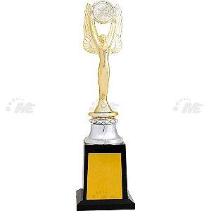 Troféu Piazza Honra ao Mérito 436/3 25cm - 3º Colocado