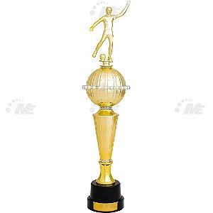 Troféu Piazza Futebol 472/3 43cm - 3º Colocado