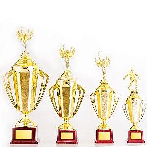 Troféu Honra ao Mérito AX Esportes 40cm-3º Colocado FA482-HM