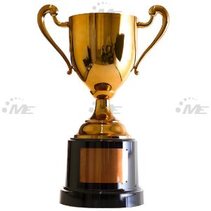 Troféu (Taça) Piazza 62cm - Bronze - 851/B