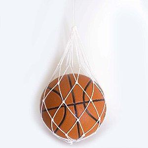 Rede para Transporte de Bola AX Esportes Pequena p/ 1 Bola