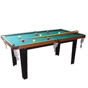 Mesa de Sinuca Infantil AX Esportes - Mod. 1035