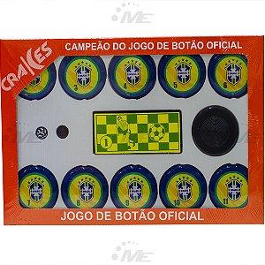Jogo de Botão Ax Esportes Seleção Brasileira