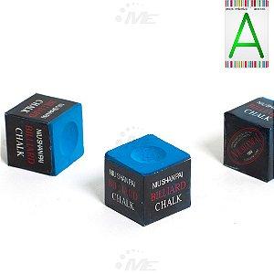 Giz para Taco de Sinuca AX Esportes Az Unidade - Fa241