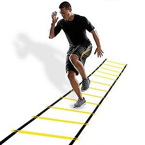 Escada de Agilidade Funcional 11 Degraus AX Esportes