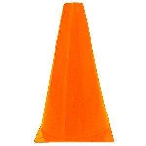 Cone de 17cm para Treinamento AX Esportes - Laranja