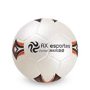 Bola de Futsal AX Esportes Maxi 50 Matrizada com 32 Gomos