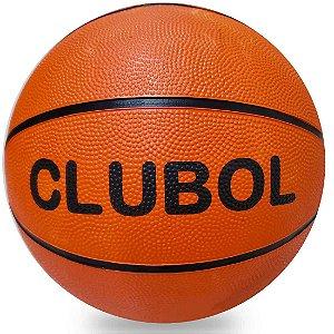 Bola de Basquete Borracha Clubol