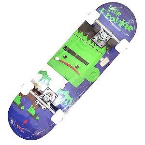 Skate Street Completo Truck em Alumínio AX Esportes-AZ