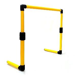 Barreira Treino Funcional Ajustável 44 a 60 cm Ax Esportes