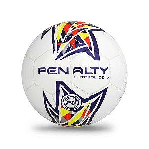 Bola de Futsal Penalty com Guizo Interno XXI Branca