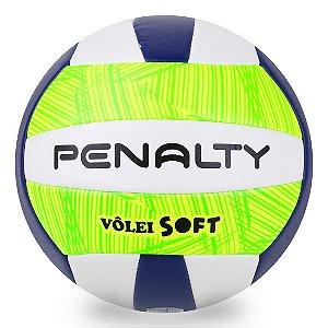 Bola de Vôlei Penalty Soft X- BCO/AZ