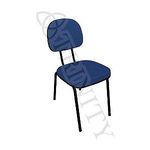 Cadeira Secretária Pés Palito
