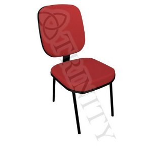 Cadeira Diretor Pés Palito