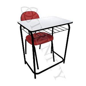 Carteira Escolar Conjunto Mesa e Cadeira