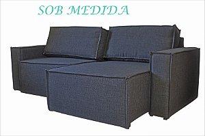SOB MEDIDA - Sofá Retrátil Lorena