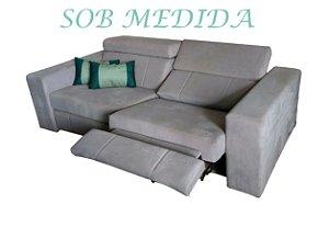 SOB MEDIDA - Sofá Reclinável Elétrico Liz
