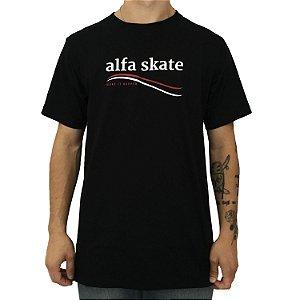 Camiseta Alfa Infinity