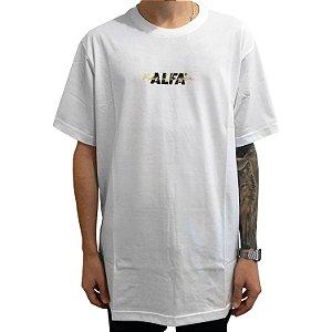 Camiseta Alfa Signature