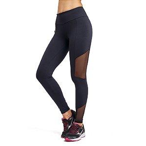 Legging Fitness Cintura Alta Tule Retangular