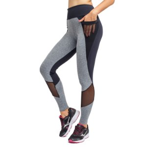 Legging Fitness Cintura Alta Tule Bolso
