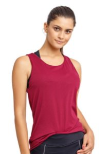 Camiseta Fitness Abaulada